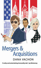 Mergers and Acquisitions by Dana Vachon image