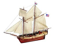 Artesania Latina Independence 1:35 Wooden Model Kit