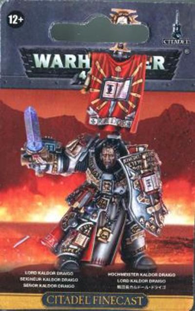 Warhammer 40,000 Lord Kaldor Draigo image