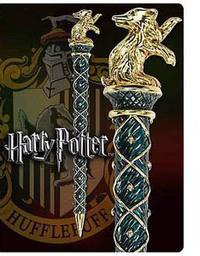 Harry Potter Hogwarts Hufflepuff House Pen Replica