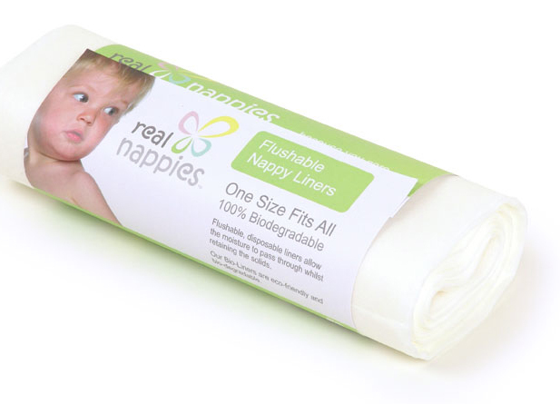 Real Nappies Nappy Liners (roll of 100)