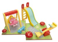 Le Toy Van: Daisy Lane - Outdoor Playset