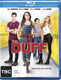 The Duff on Blu-ray