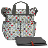 Skip Hop: Duo Signature Nappy Bag - Multi Pod