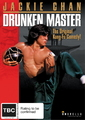 Drunken Master on DVD