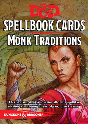 D&D: Monk Traditions Deck (19 Cards) | at Mighty Ape Australia