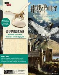 IncrediBuilds: Harry Potter: Buckbeak Deluxe Book and Model Set by Jody Revenson
