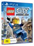 LEGO City: Undercover for PS4