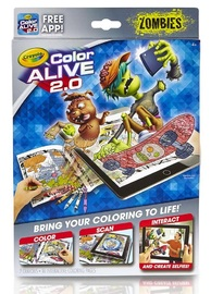 Crayola: Color Color Alive 2.0 - Zombies