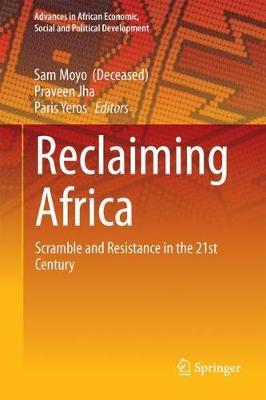 Reclaiming Africa image