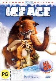 Ice Age - Special Edition (2 Disc Set) on DVD image