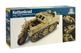 Italeri: 1:9 Kettenkrad Model Kit