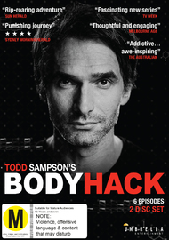 Bodyhack: The Series on DVD image