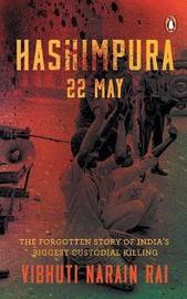 Hashimpura by Vibhuti Narain Rai
