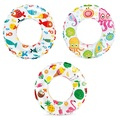 Intex: Lively Print - Swim Rings (Assorted Designs)