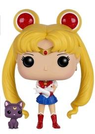 Sailor Moon - Sailor Moon w/ Luna (Glitter) Pop! Vinyl Figure