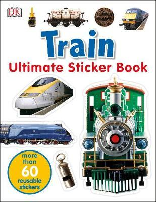 Train Ultimate Sticker Book by DK