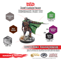 Army Painter D&D Underdark Paint Set image