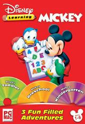Mickey Triple Pack for PC Games