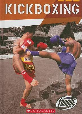 Kickboxing by Thomas Streissguth image