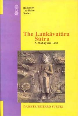 The Lankavatara Sutra: A Mahayana Text: v.40 by Daisetz Teitaro Suzuki image