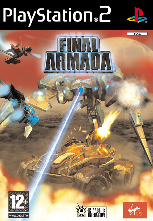 Final Armada for PlayStation 2