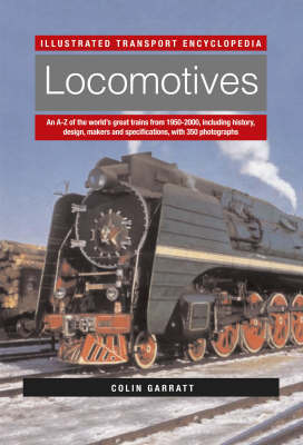 Locomotives by Colin Garratt
