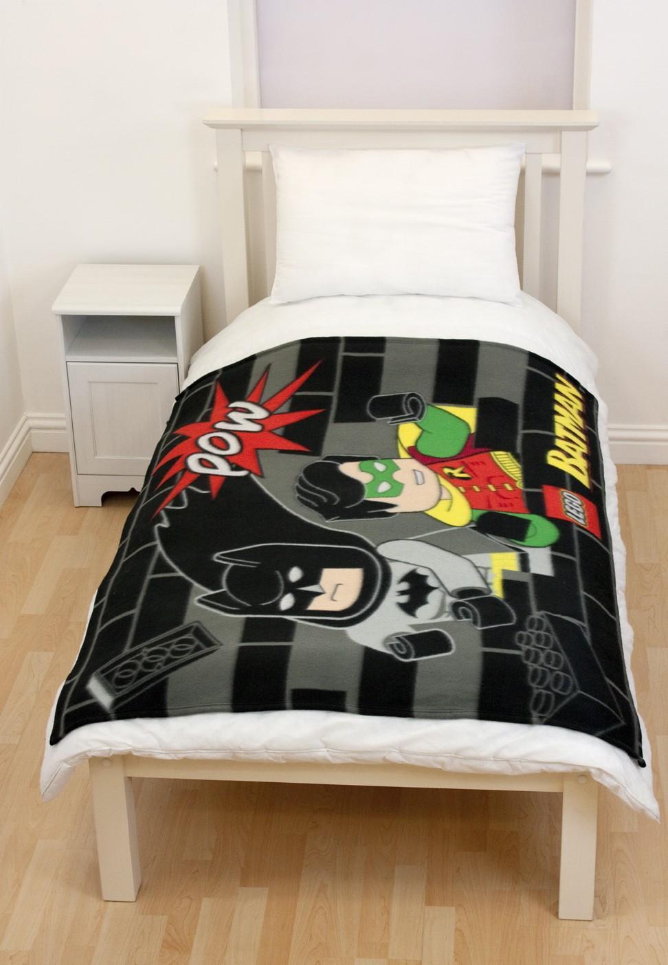 Lego Batman Fleece Throw Blanket image ef1eead37