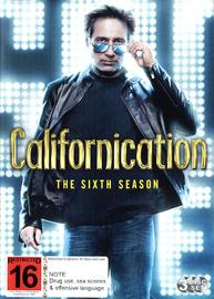 Californication - The Sixth Season on DVD