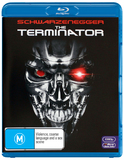 The Terminator on Blu-ray