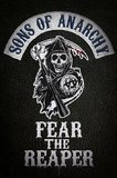 Sons of Anarchy - Fear The Reaper Maxi Poster (303)