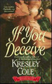 If You Deceive (MacCarrick Brothers #3) by Kresley Cole