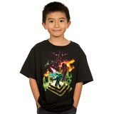 Minecraft Enderdragon Youth T-Shirt (Medium)