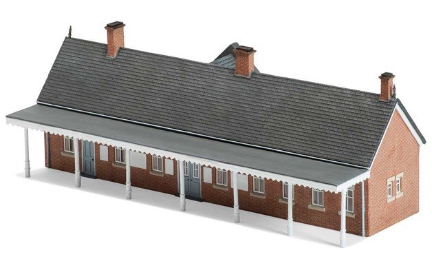 Hornby: High Brooms Station