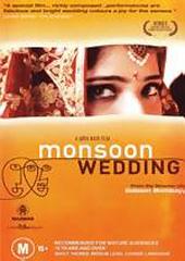 Monsoon Wedding on DVD
