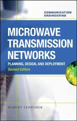 Microwave Transmission Networks by Harvey Lehpamer image
