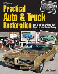 Practical Auto & Truck Restoration by John Cunnell image