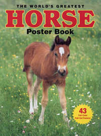 The World's Greatest Horse Poster Book image
