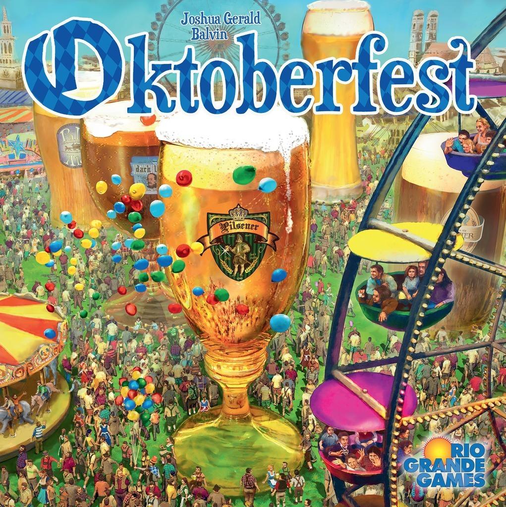 Oktoberfest - Board Game image