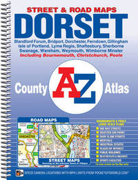 Dorset County Atlas by Geographers A-Z Map Company