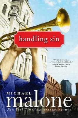 Handling Sin by Michael Malone image