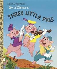 Three Little Pigs by Rh Disney