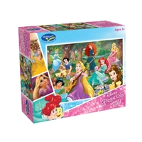 Holdson: Disney Princess - Kind & True 50 Piece XL Puzzle