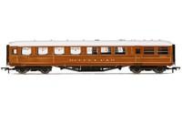 "Hornby: LNER, 61' 6"" Gresley Corridor Buffet, 21611"