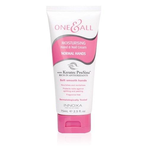Innoxa: One & All Hand & Nail Cream - Normal Hands (75mL)