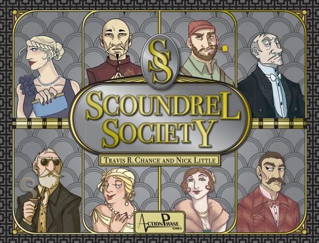 Scoundrel Society - Card Game