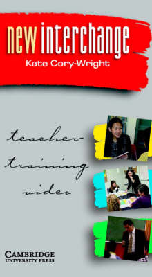 New Interchange Teacher Training Video NTSC Pack by Kate Cory-Wright image