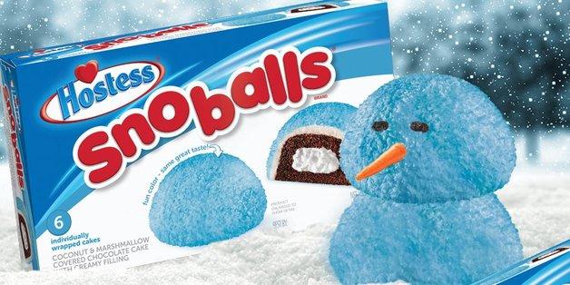 Hostess: Snoballs - 6 Pack