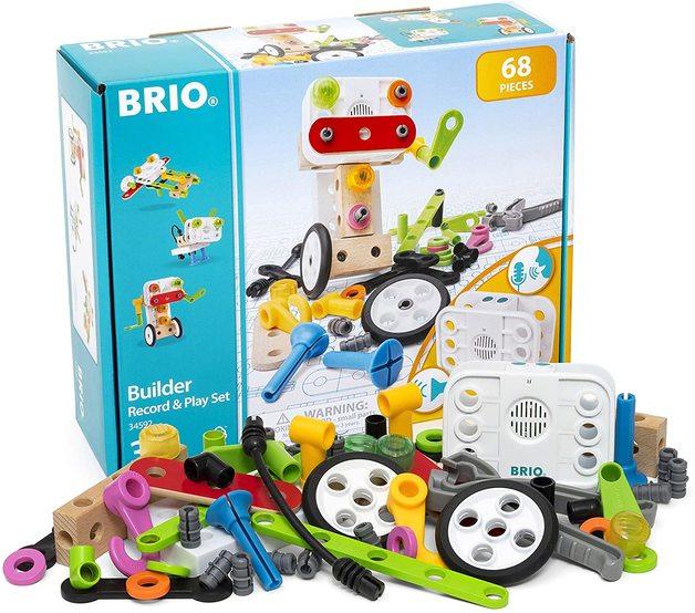 Brio: Builder - Record & Play Set