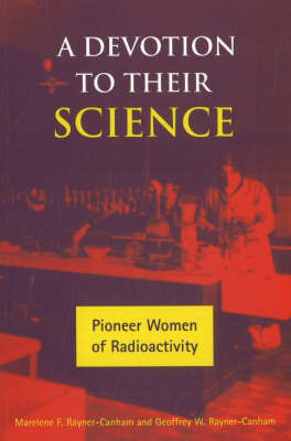 Devotion to Their Science by Marelene F. Rayner-Canham image